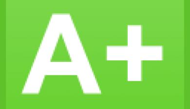 A+ für unsere TLS-Konfiguration von SSLLabs.com